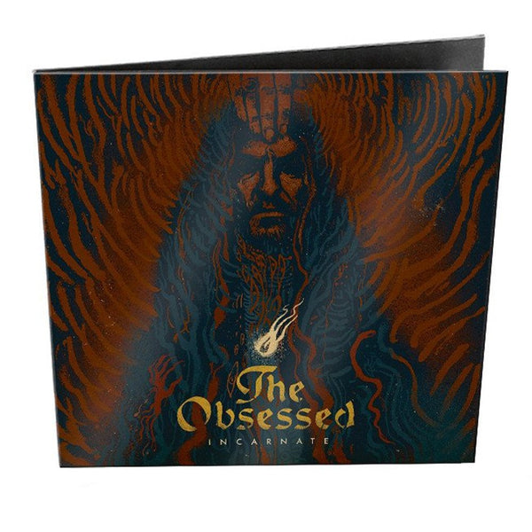 "US ORDERS:  THE OBSESSED ""Incarnate Ultimate Edition"" Digipak CD"
