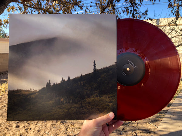 "US ORDERS:  LORD BUFFALO ""Tohu Wa Bohu"" Oxblood Vinyl Worldwide Edition LP"