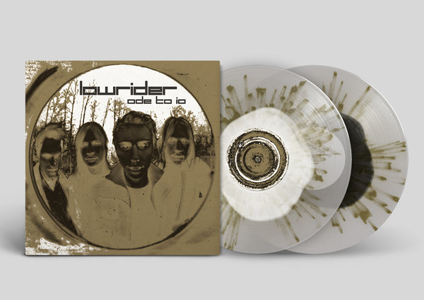 US PREORDERS:  LOWRIDER 'Ode to Io' Limited Color-in-Color/Splatter Edition Gatefold 2xLP