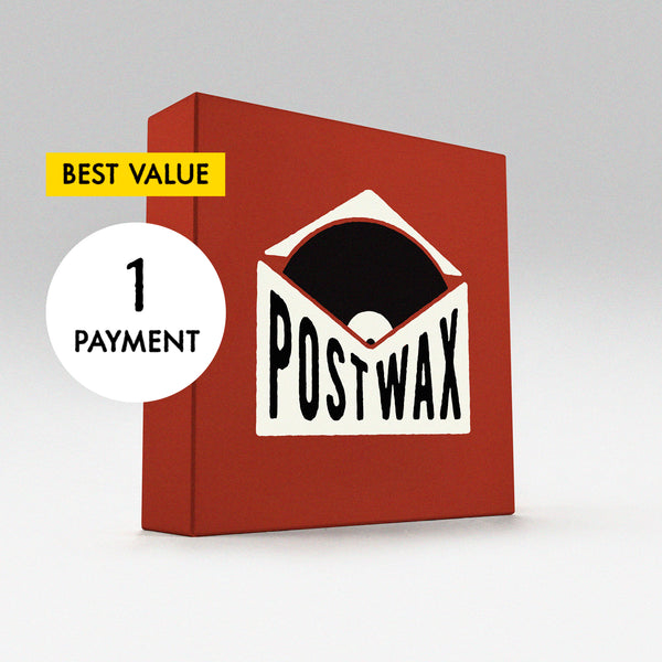PostWax Series II Deluxe Subscription - 9 Releases