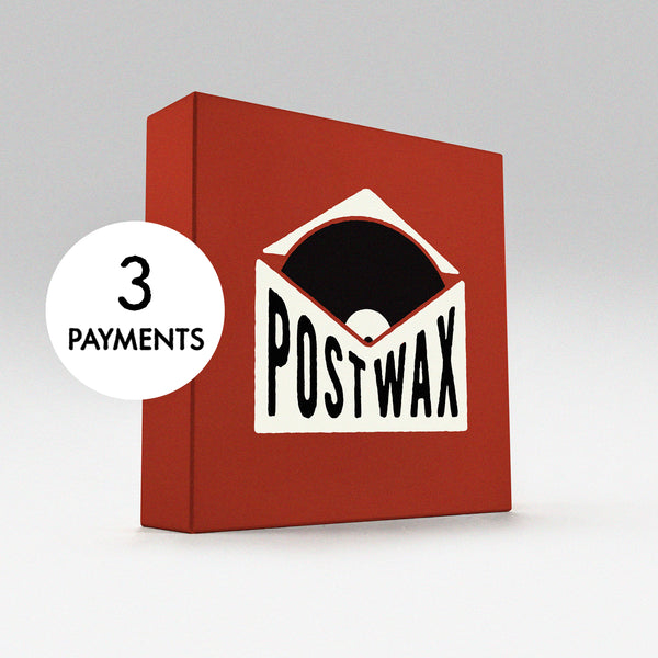 PostWax II Deluxe Subscription Series - 9 Releases (3 Monthly Payments)