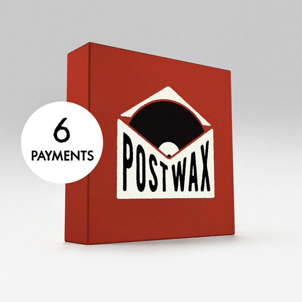 PostWax II Deluxe Subscription Series - 9 Releases (6 Monthly Payments)