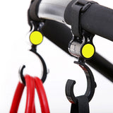 Baby Stroller Multifunction Hook  - 2 Pieces