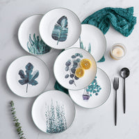 Plantae Dessert Plate Collection
