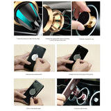 Universal Magnetic Phone & GPS Car Holder