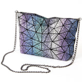 Blingy Shoulder Bag with Chain