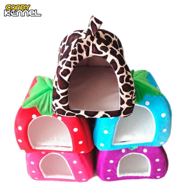 CANDY KENNEL Foldable Pet Bed