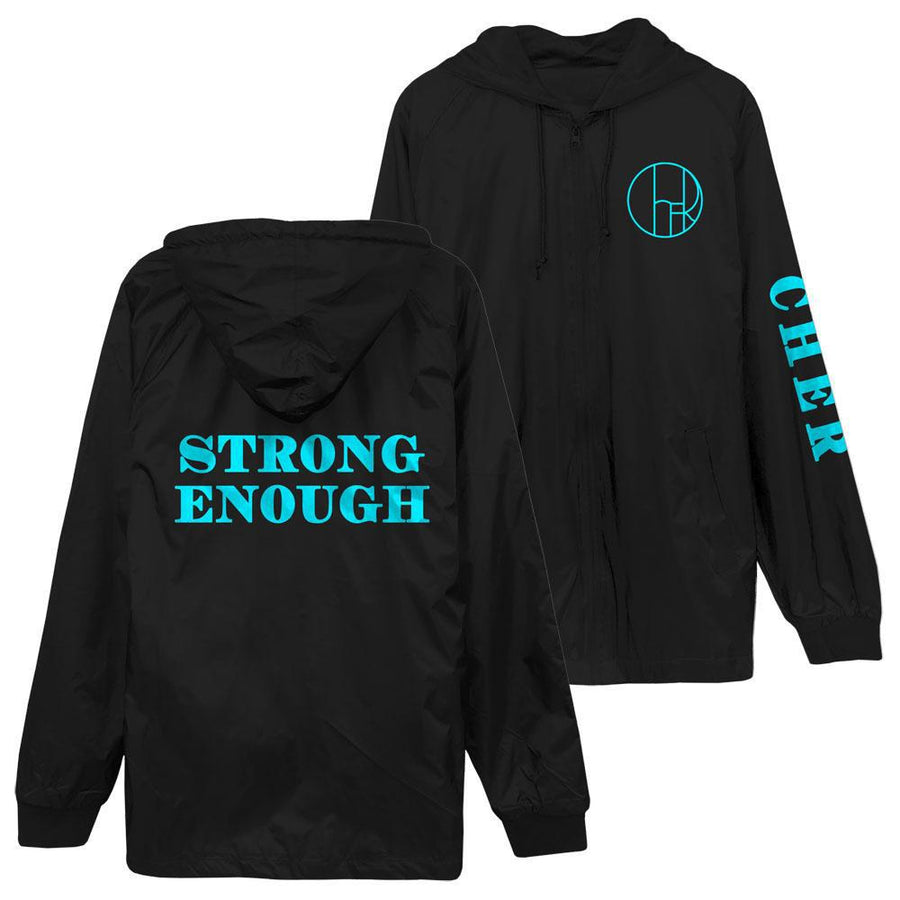 0bf52001 Strong Enough Windbreaker-Cher