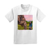 Cher & The Loneliest Elephant White Youth Tee