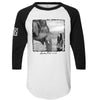 Kaavan Freed Black/White Baseball Tee
