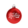 Believe Holiday Ornament
