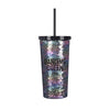 Dancing Queen Sequin Tumbler