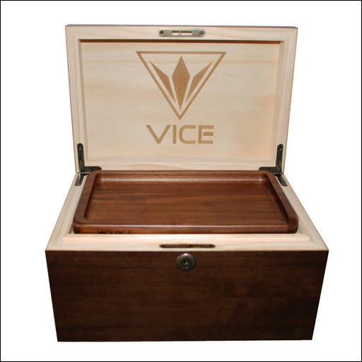 "VICE - PERSONAL CANNABIS STORAGE BOX WITH LOCK - SMALL (11 x 7"")"