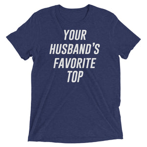 Your Husband's Favorite Top
