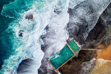 Mona Vale Pool - Big Surf