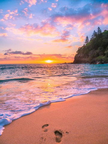 Norfolk Island Sunrise