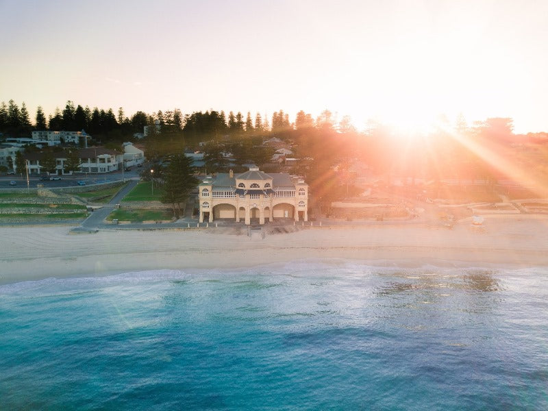 Another morning in paradise - Cottesloe Beach Western Australia