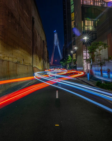 Anzac Bridge Trails