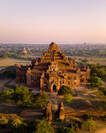 Bagan temple in Myanmar