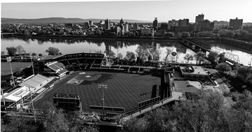 Baseball Stadium BW-