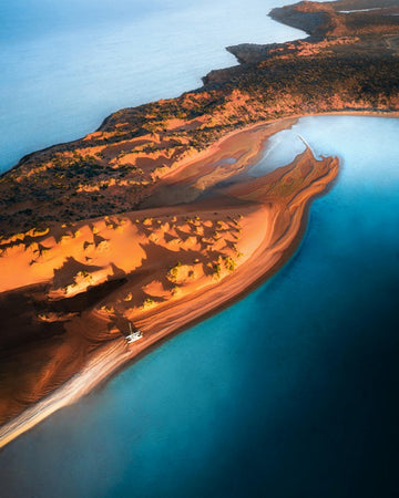 Big Lagoon Shark Bay