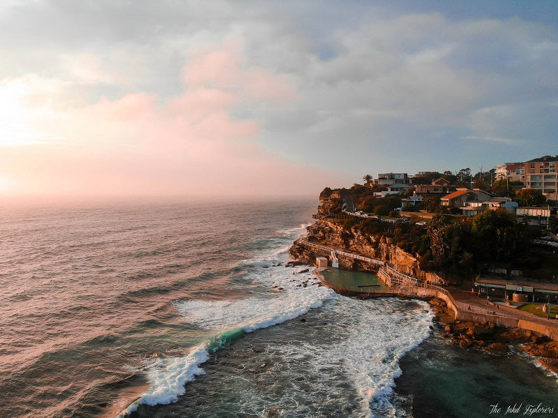 Bronte From Above