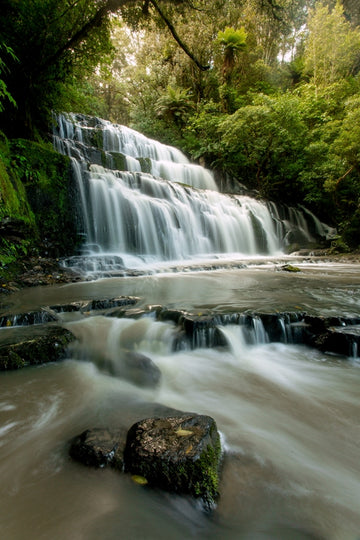 Catlins Waterfalls New Zealand