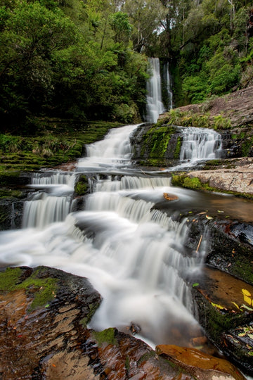 Catlins Waterfalls NZ