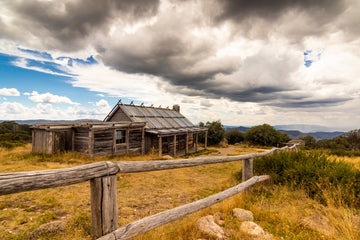 Craig's Hut - High Country Victoria