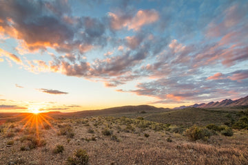 Flinders Ranges Sunset - SA