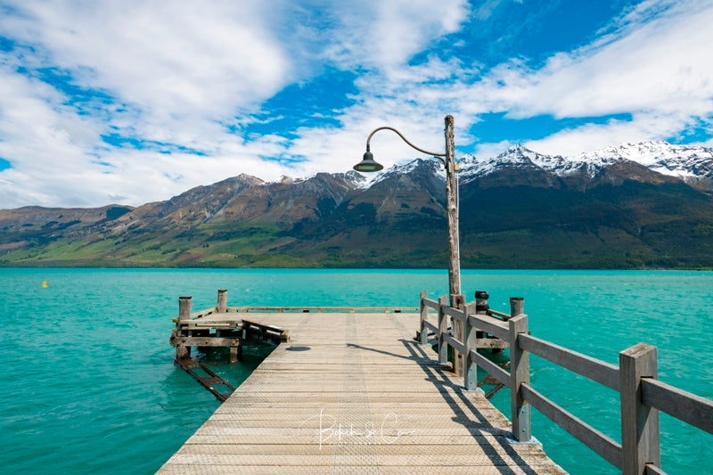 Glenorchy Wharf Queenstown