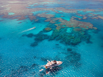 Great Barrier Reef Superyacht