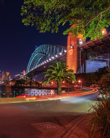 Harbour Bridge Trails