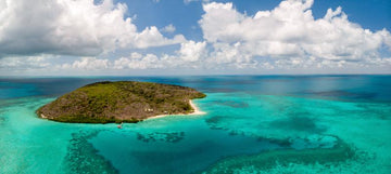 Panoramic - Haggerstone Island - Great Barrier Reef