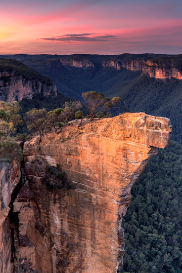 Hanging Rock Blue Mountains