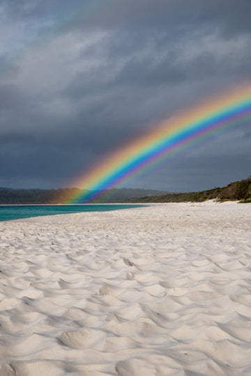 Hyams Beach Rainbow