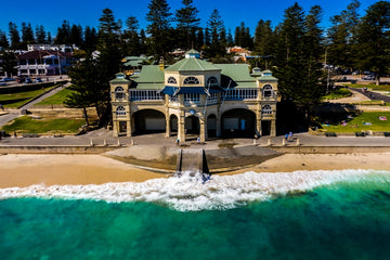 Indiana Teahouse - Cottesloe