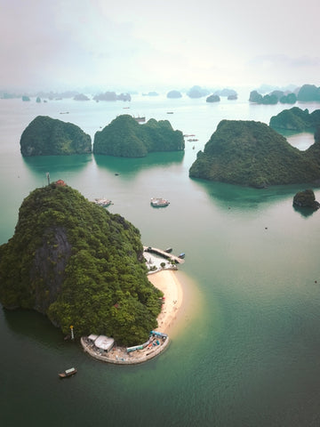 Island Vibes Collection - Halong Bay, Vietnam