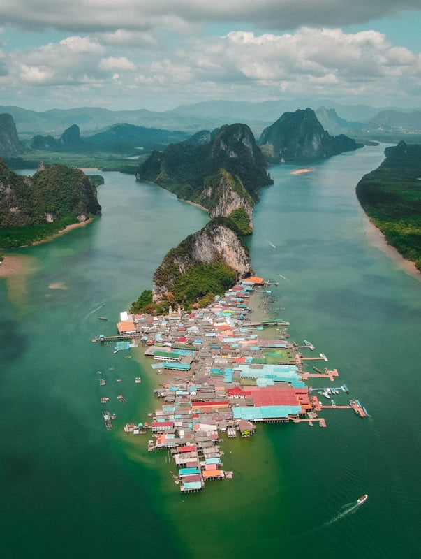 Island Vibes Collection - Phang Nga, Thailand