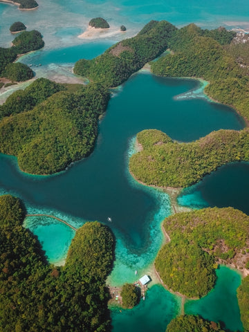 Island Vibes Collection - Sugba Lagoon, Philippines