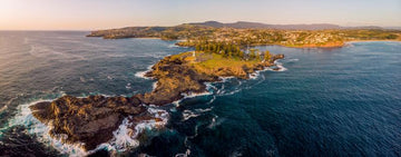 Panoramic - Kiama - NSW