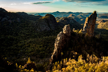 The Breadknife Warrumbungles