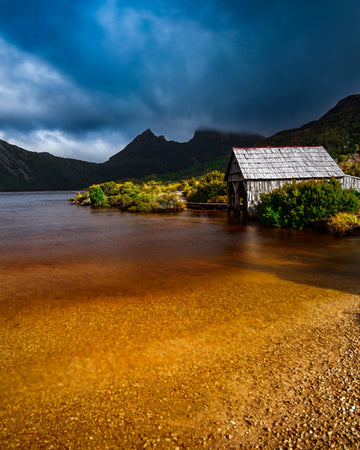Lights and Shadows at Cradle Mountain