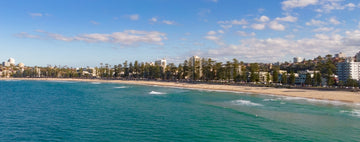 Manly NSW - Manly Beach Pano