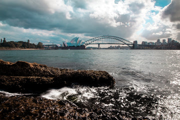 Mrs Macquarie's point