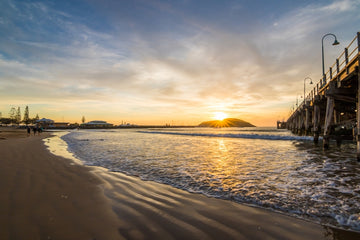 Muttonbird Island Sunrise - Coffs Harbour