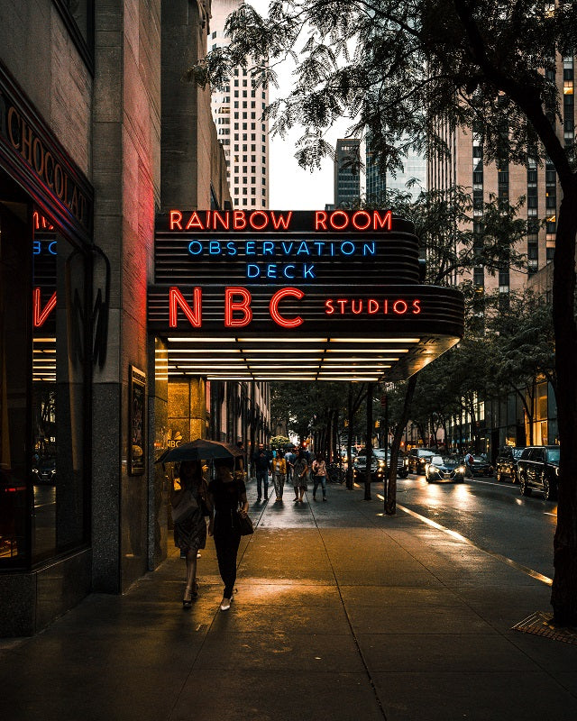 NBC Studio NYC