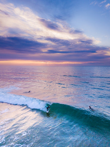 Narrabeen dawn surf