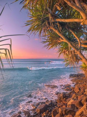 Noosa Sunset Surf