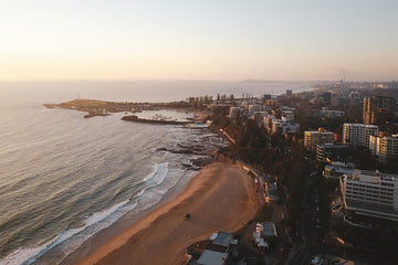 North Wollongong Beach Dawn